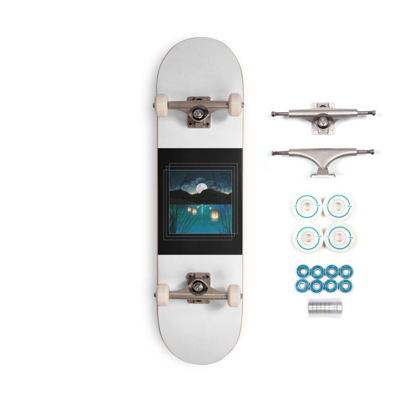 Make A Wish Accessories Complete - Basic Skateboard by Angela Tarantula