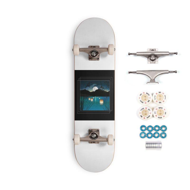 Make A Wish Accessories Complete - Premium Skateboard by Angela Tarantula