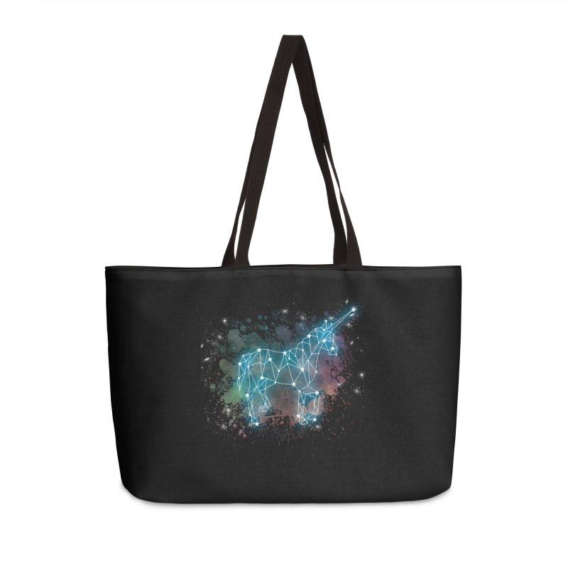 Monoceros  Accessories Bag by Angela Tarantula