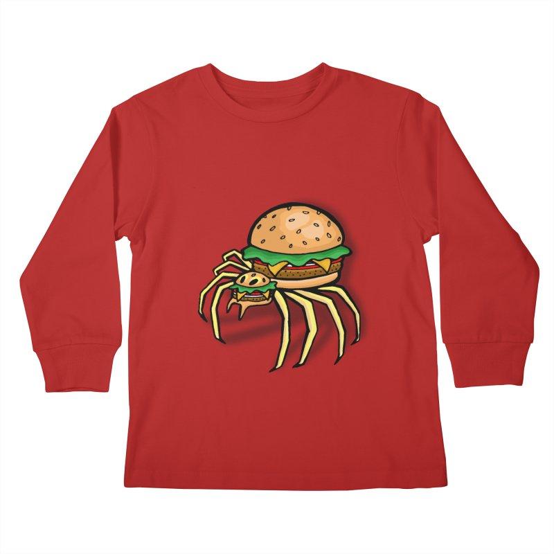 Cheeseburger Spider   by Angela Tarantula