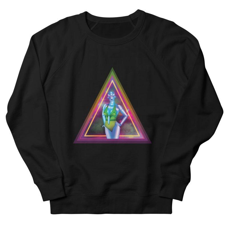Sexy Robot Women's Sweatshirt by Angela Tarantula