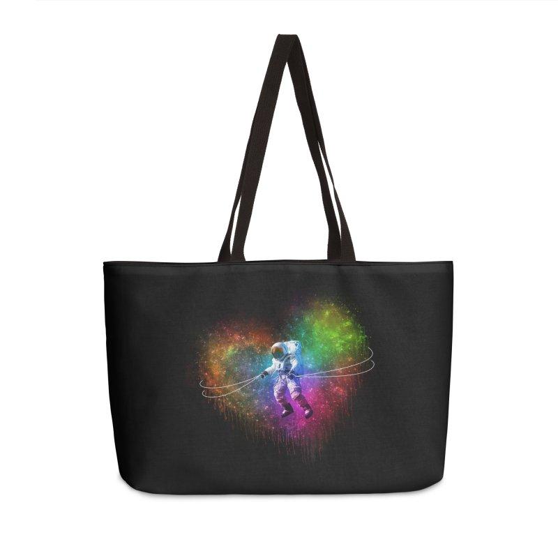 Cosmic Wrangler Accessories Bag by Angela Tarantula