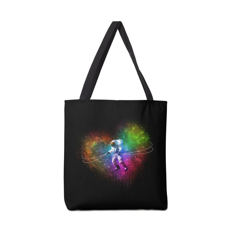 Cosmic Wrangler Accessories Bag by Angela Tarantula