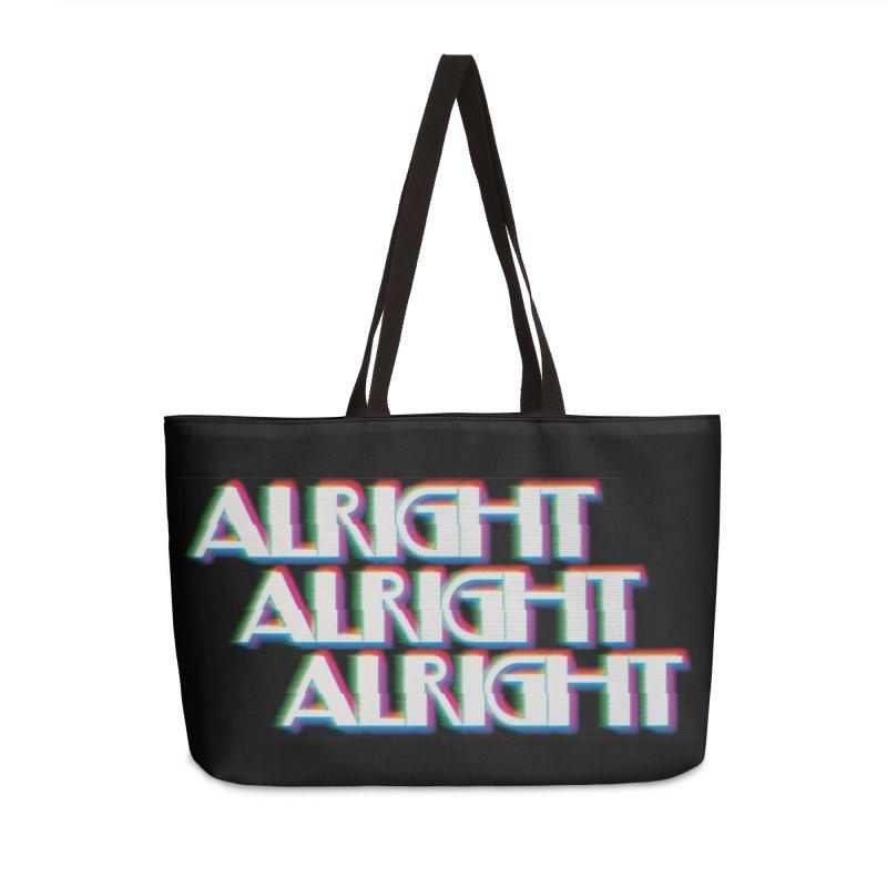 Alright Alright Alright   by Angela Tarantula