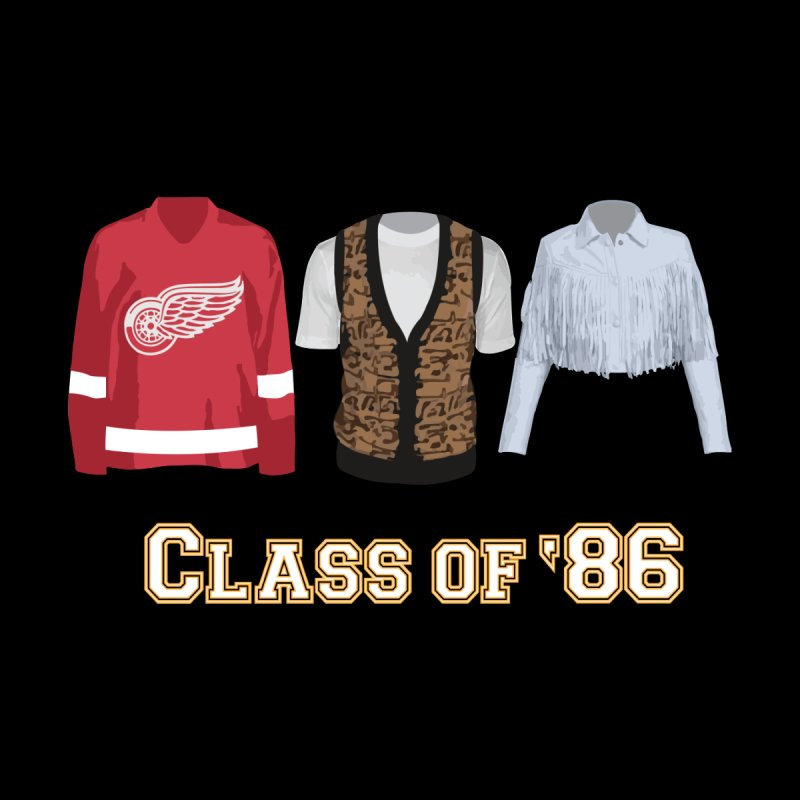 Class of '86 Kids Toddler T-Shirt by Angela Tarantula