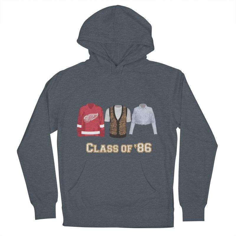 Class of '86 Women's Pullover Hoody by Angela Tarantula
