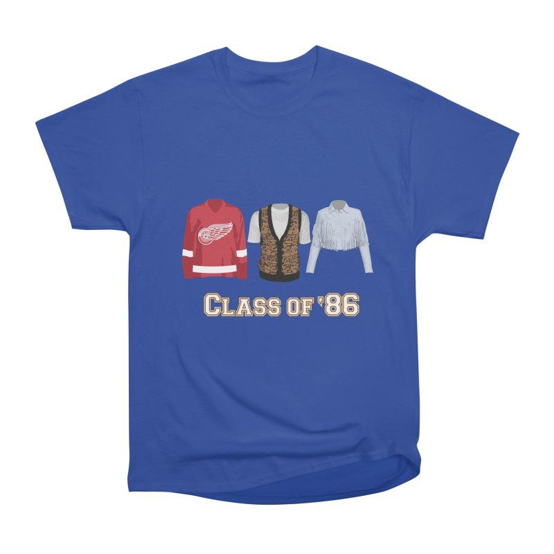 Class of '86 Women's Classic Unisex T-Shirt by Angela Tarantula