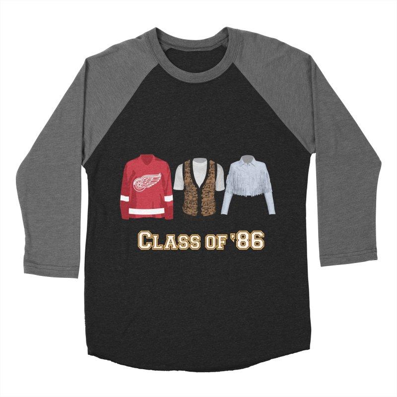 Class of '86 Women's Baseball Triblend T-Shirt by Angela Tarantula