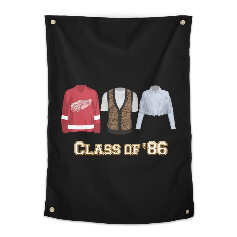 Class of '86 Home Tapestry by Angela Tarantula