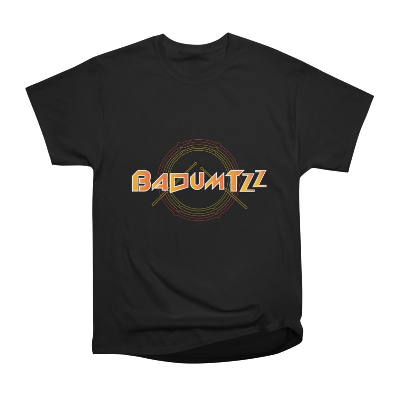 BaDumTZz Women's Heavyweight Unisex T-Shirt by Angela Tarantula