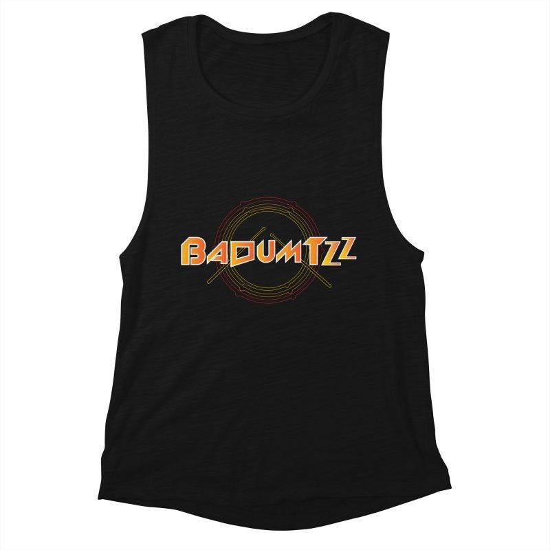 BaDumTZz Women's Tank by Angela Tarantula
