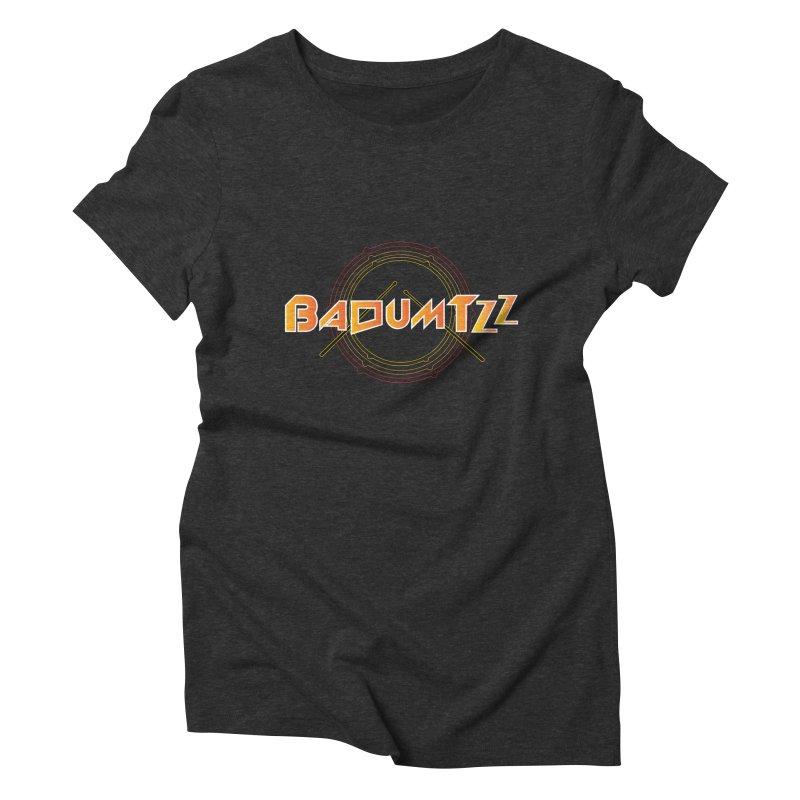 BaDumTZz Women's T-Shirt by Angela Tarantula
