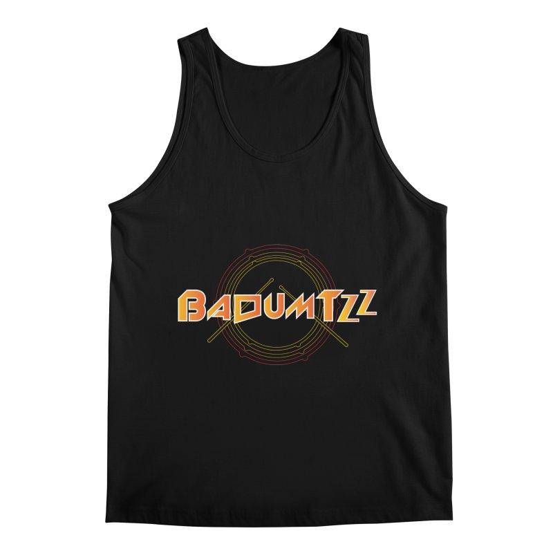 BaDumTZz Men's Regular Tank by Angela Tarantula