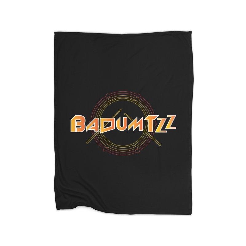 BaDumTZz Home Blanket by Angela Tarantula