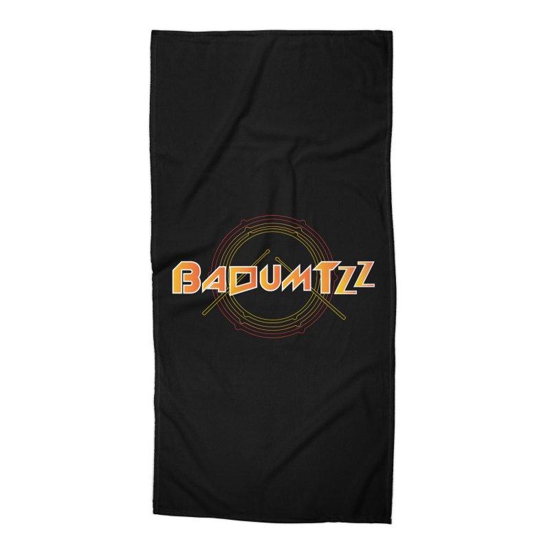 BaDumTZz Accessories Beach Towel by Angela Tarantula