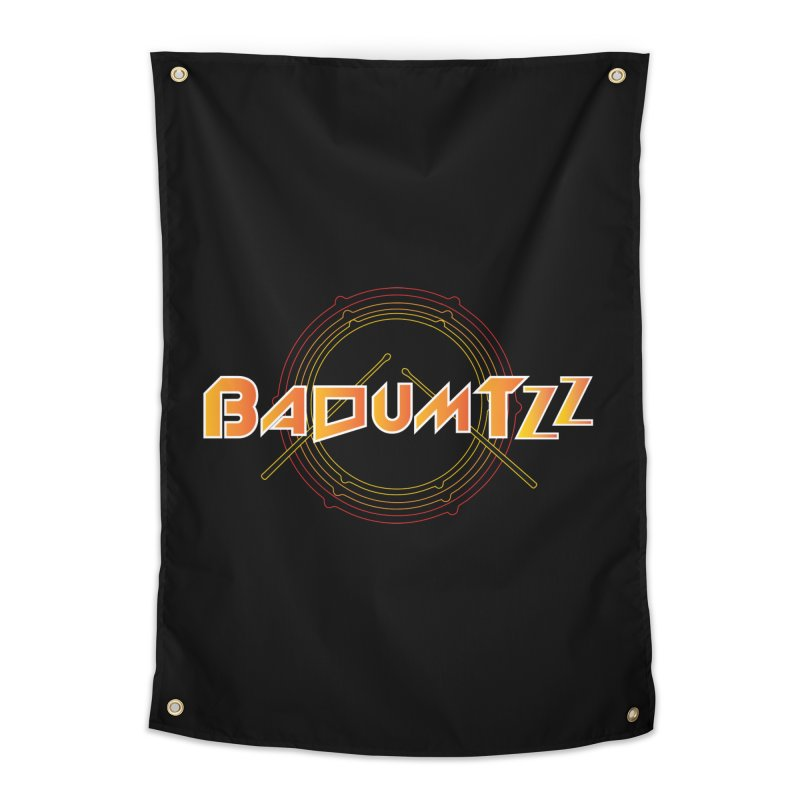 BaDumTZz Home Tapestry by Angela Tarantula