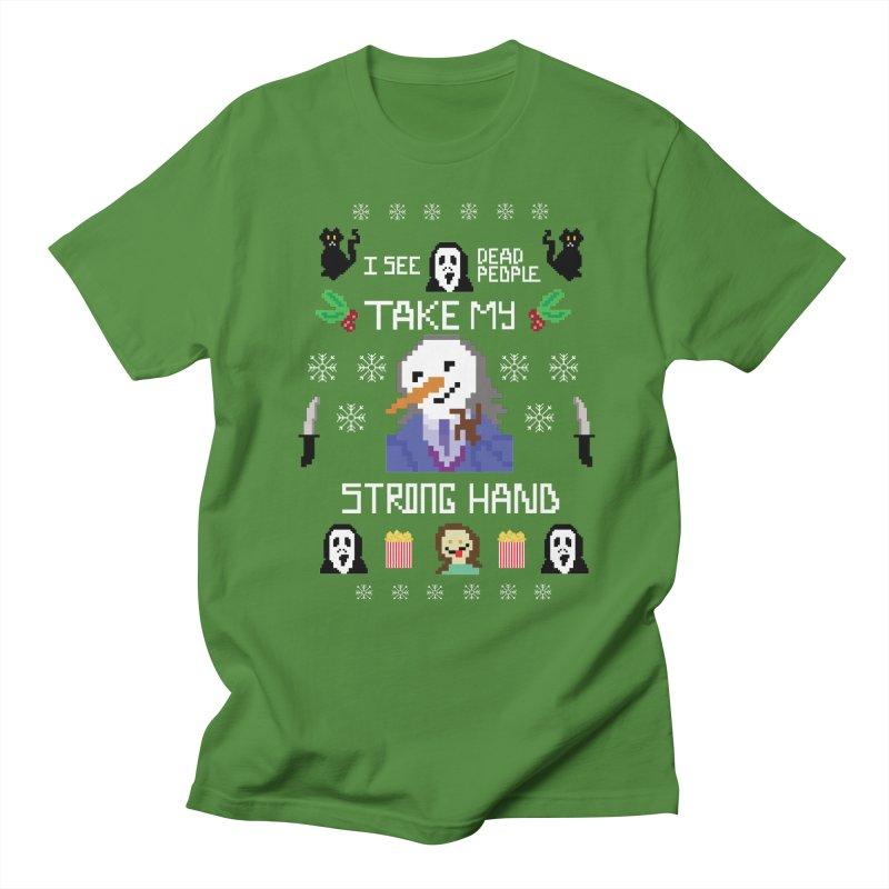 Take My Strong Hand Women's Unisex T-Shirt by Angela Tarantula