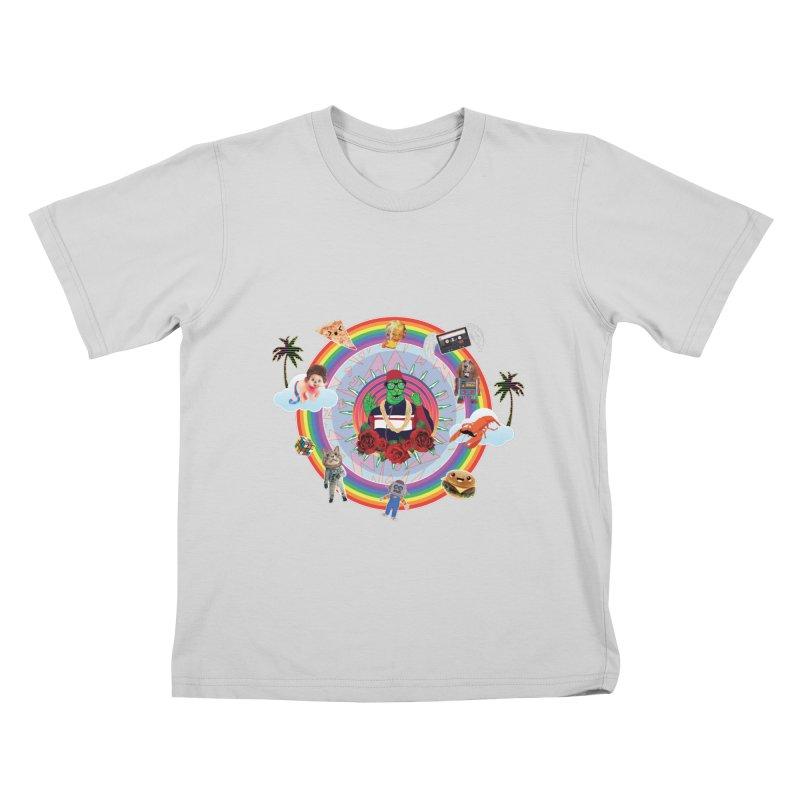 Radzilla Kids Toddler T-Shirt by Angela Tarantula