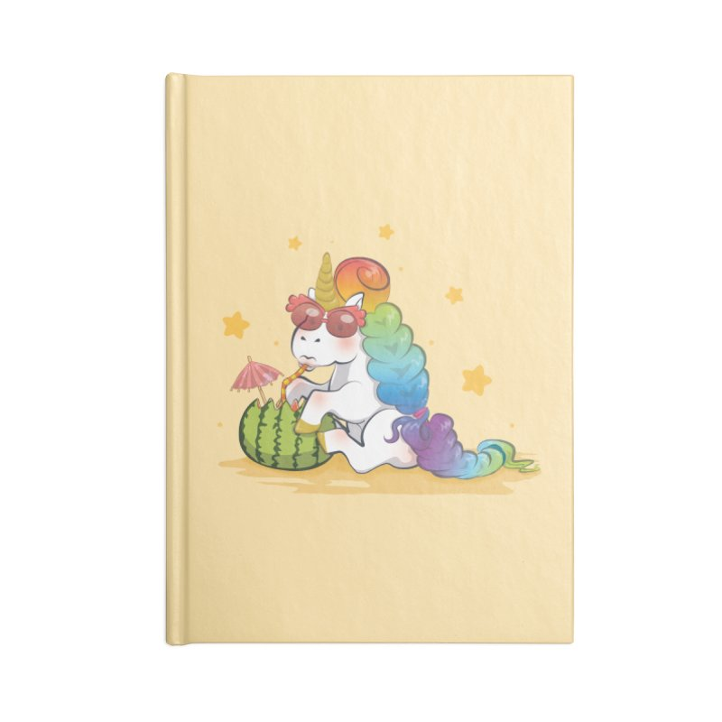 Even Unicorns ... Accessories Notebook by angelielle's Artist Shop