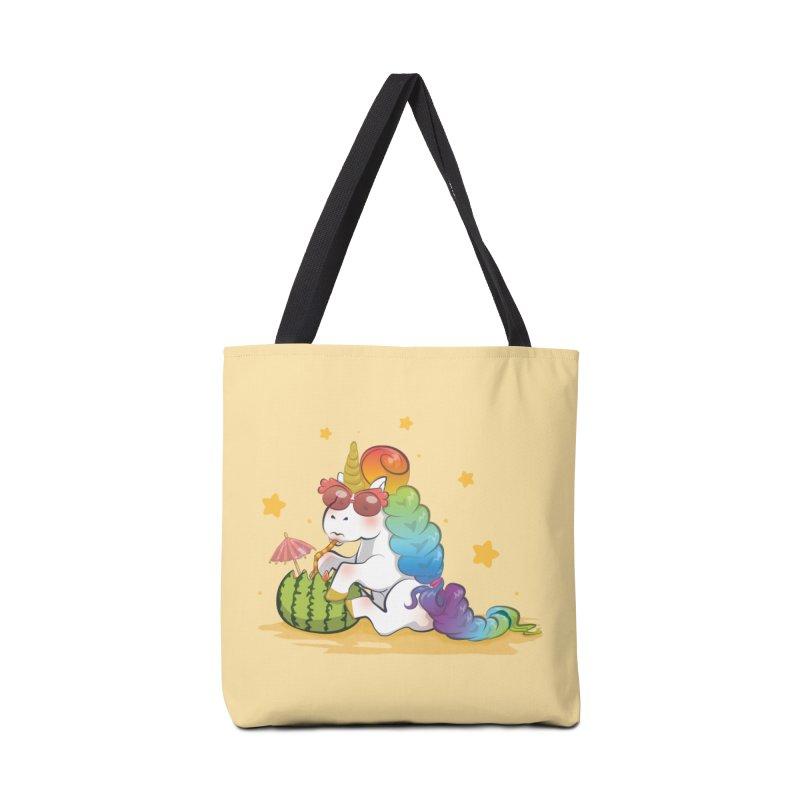 Even Unicorns ... Accessories Bag by angelielle's Artist Shop