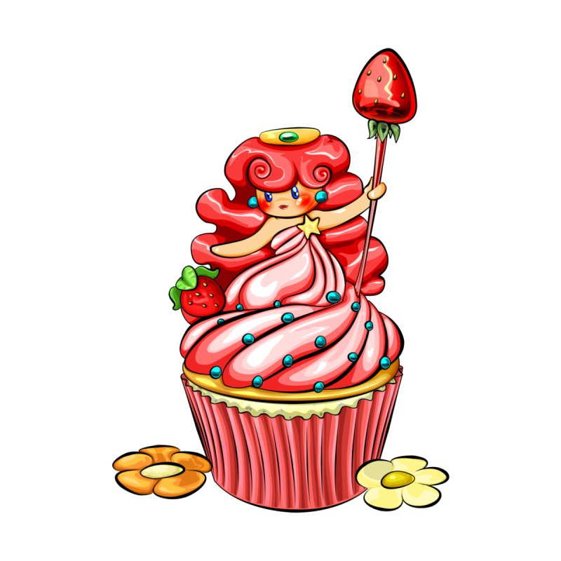 Cupcake Princess   by angelielle's Artist Shop