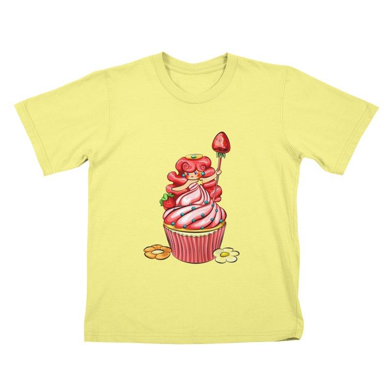 Cupcake Princess   by angelielle's Artist Shop