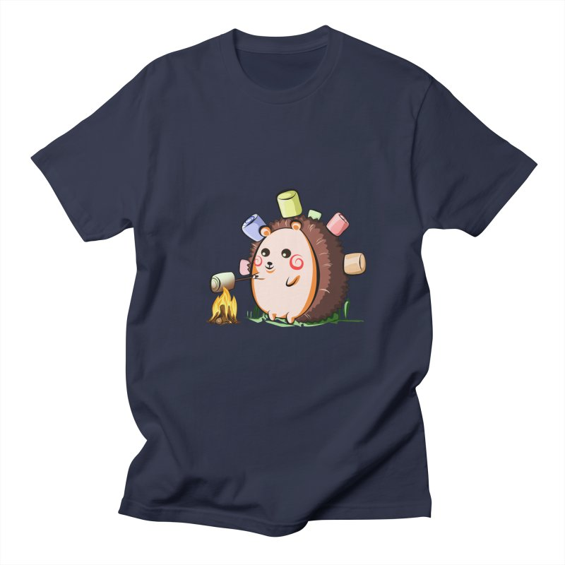 Hedgie Men's T-Shirt by angelielle's Artist Shop