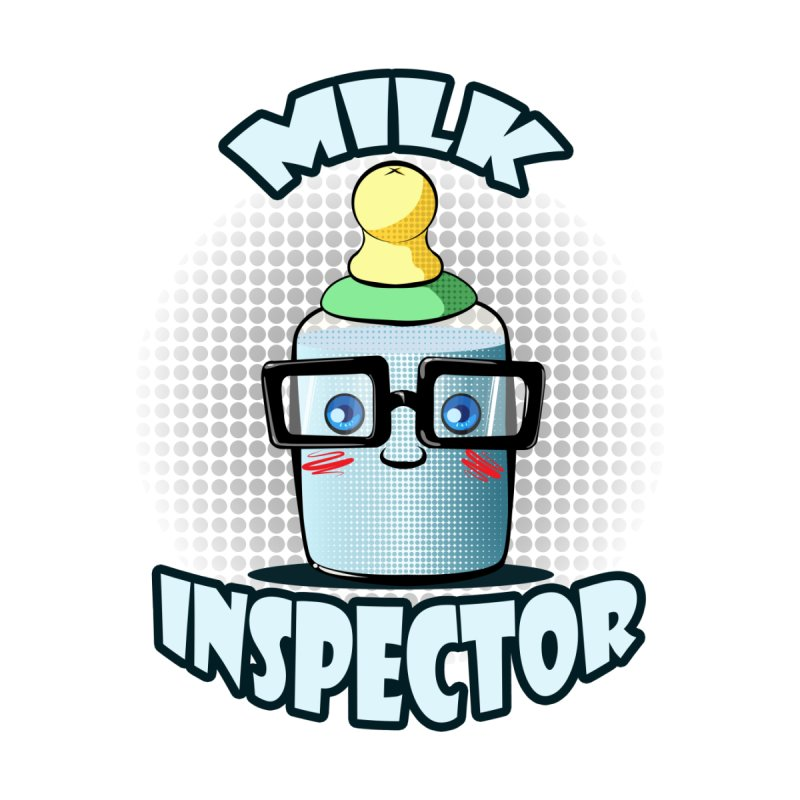 Milk Inspector by angelielle's Artist Shop
