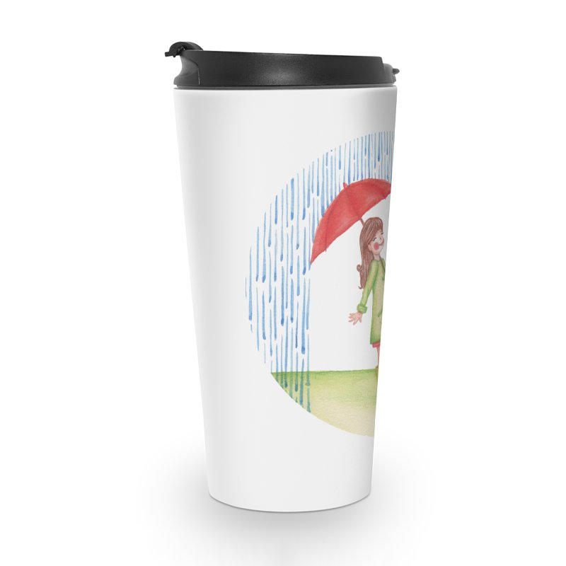 Dancing in the Rain Accessories Mug by Angelilu's Artist Shop
