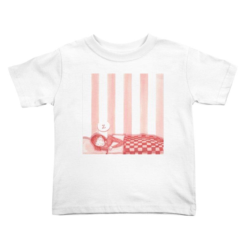 Sweet dream s Kids Toddler T-Shirt by Angelilu's Artist Shop