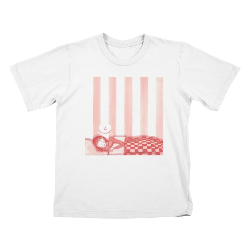Sweet dream s Kids T-Shirt by Angelilu's Artist Shop