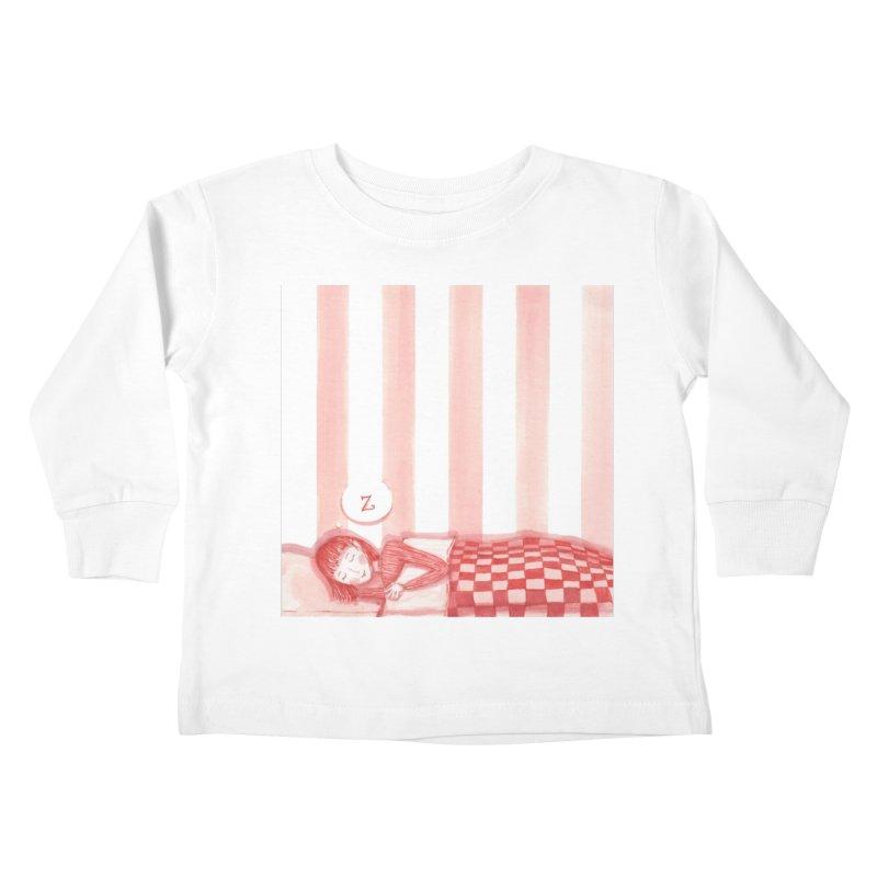 Sweet dream s Kids Toddler Longsleeve T-Shirt by Angelilu's Artist Shop