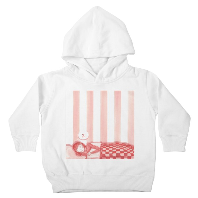 Sweet dream s Kids Toddler Pullover Hoody by Angelilu's Artist Shop