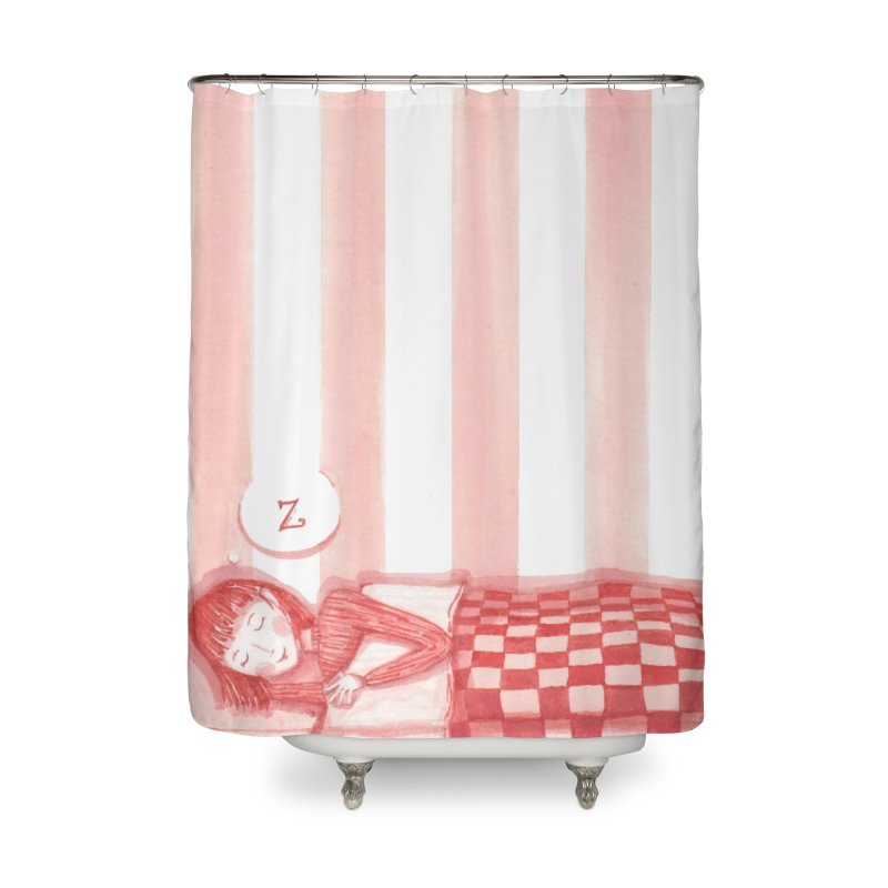 Sweet dream s Home Shower Curtain by Angelilu's Artist Shop
