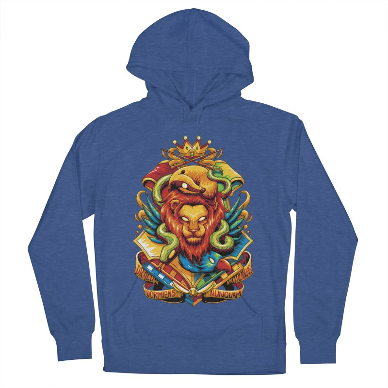 School of Magic Men's Pullover Hoody by anggatantama's Artist Shop