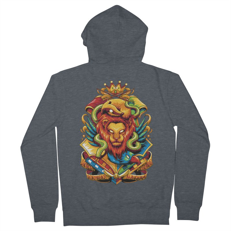 School of Magic Women's Zip-Up Hoody by anggatantama's Artist Shop