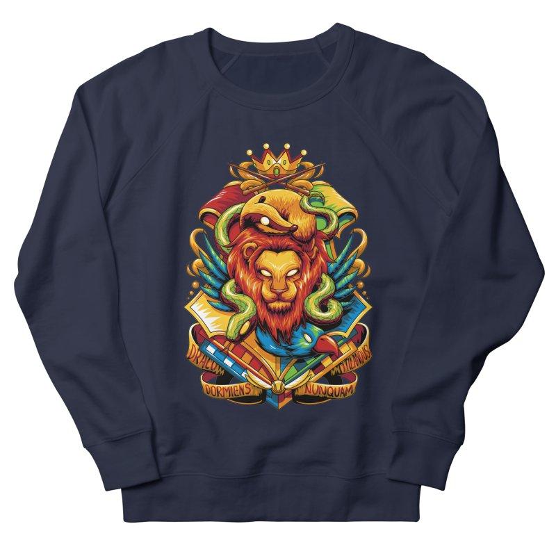 School of Magic Men's Sweatshirt by anggatantama's Artist Shop