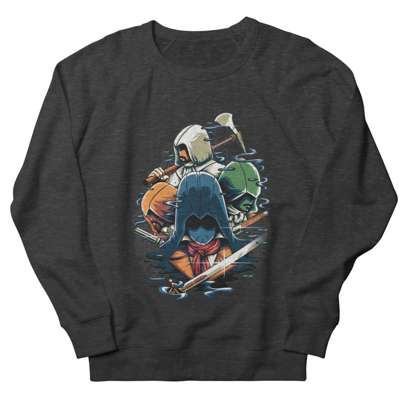The Assassins Women's Sweatshirt by anggatantama's Artist Shop