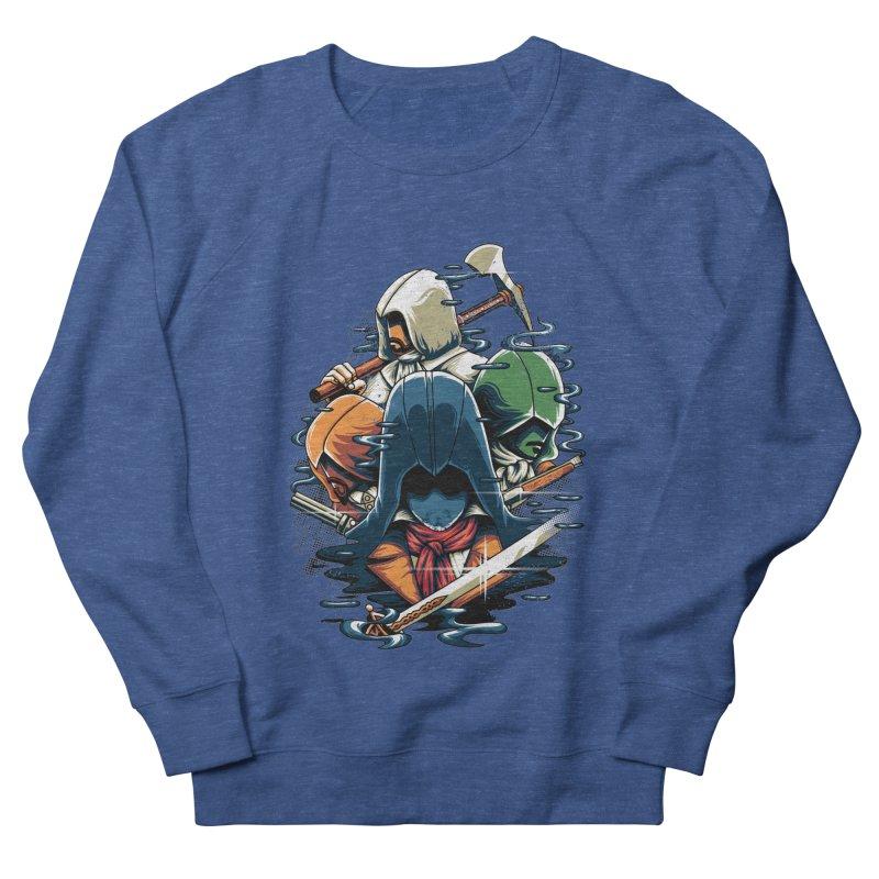 The Assassins Women's Sweatshirt by anggatantama's Artist Shop