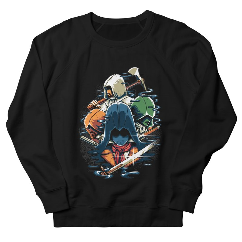 The Assassins Men's Sweatshirt by anggatantama's Artist Shop
