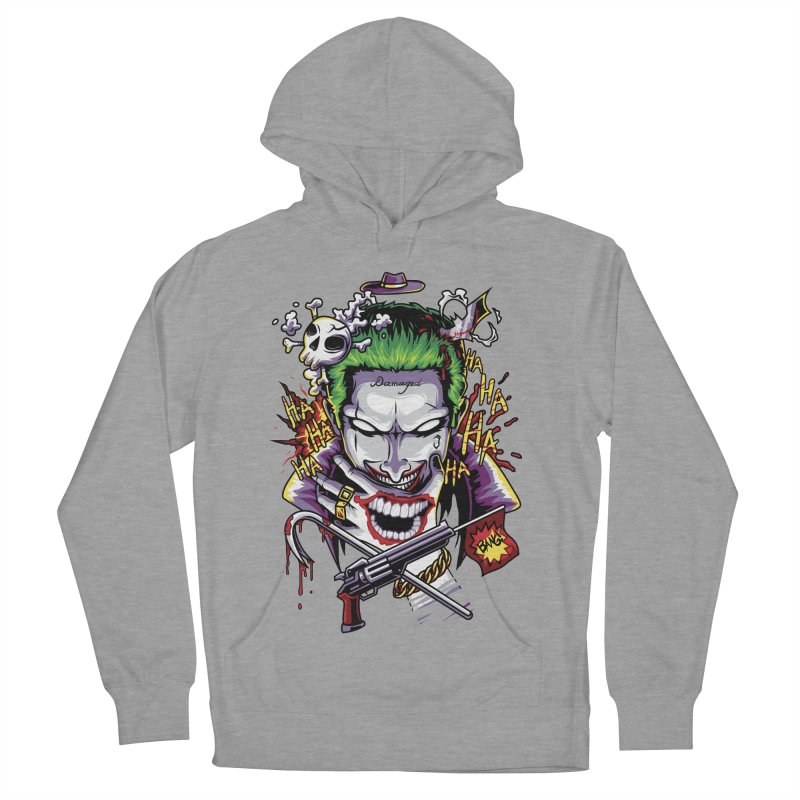 Don't Be Serious! Women's Pullover Hoody by anggatantama's Artist Shop