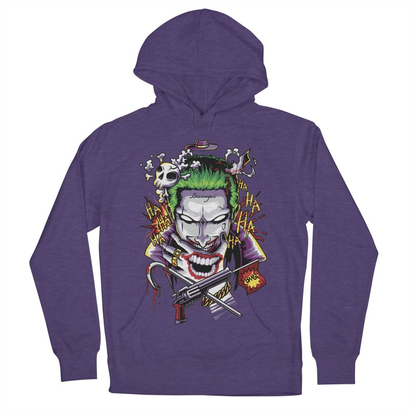 Don't Be Serious! Men's Pullover Hoody by anggatantama's Artist Shop