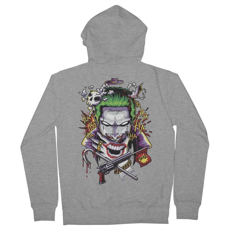 Don't Be Serious! Men's Zip-Up Hoody by anggatantama's Artist Shop