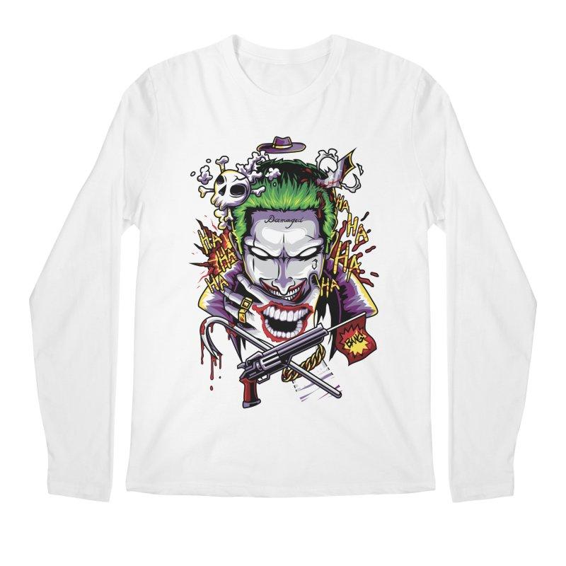 Don't Be Serious! Men's Longsleeve T-Shirt by anggatantama's Artist Shop