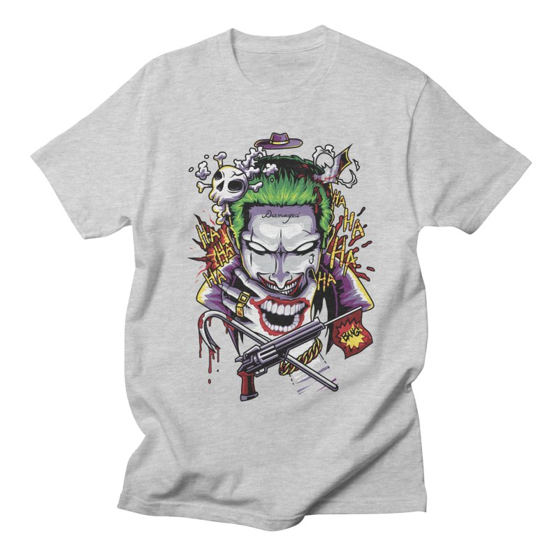 Don't Be Serious! Women's Unisex T-Shirt by anggatantama's Artist Shop