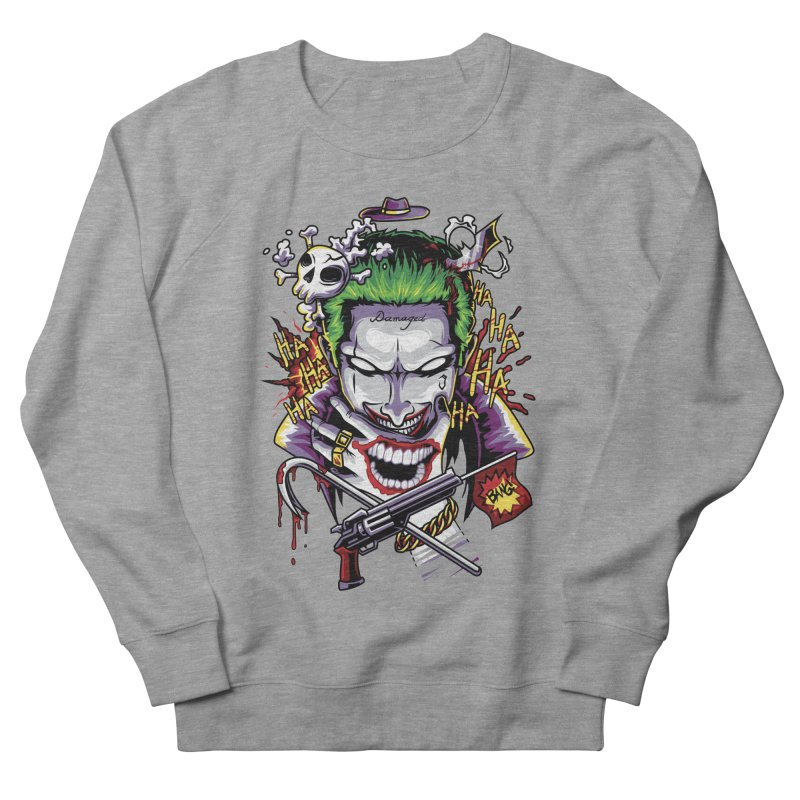 Don't Be Serious! Men's Sweatshirt by anggatantama's Artist Shop