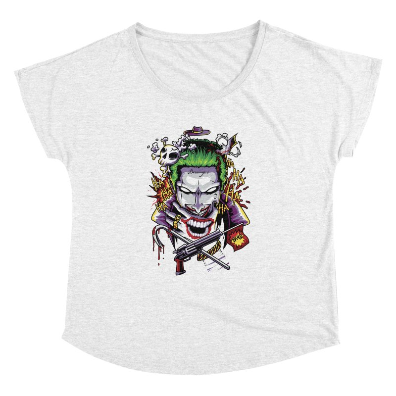 Don't Be Serious! Women's Dolman by anggatantama's Artist Shop