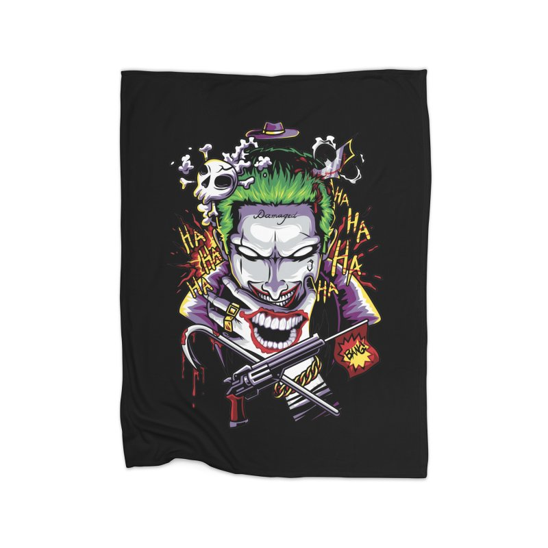Don't Be Serious! Home Blanket by anggatantama's Artist Shop