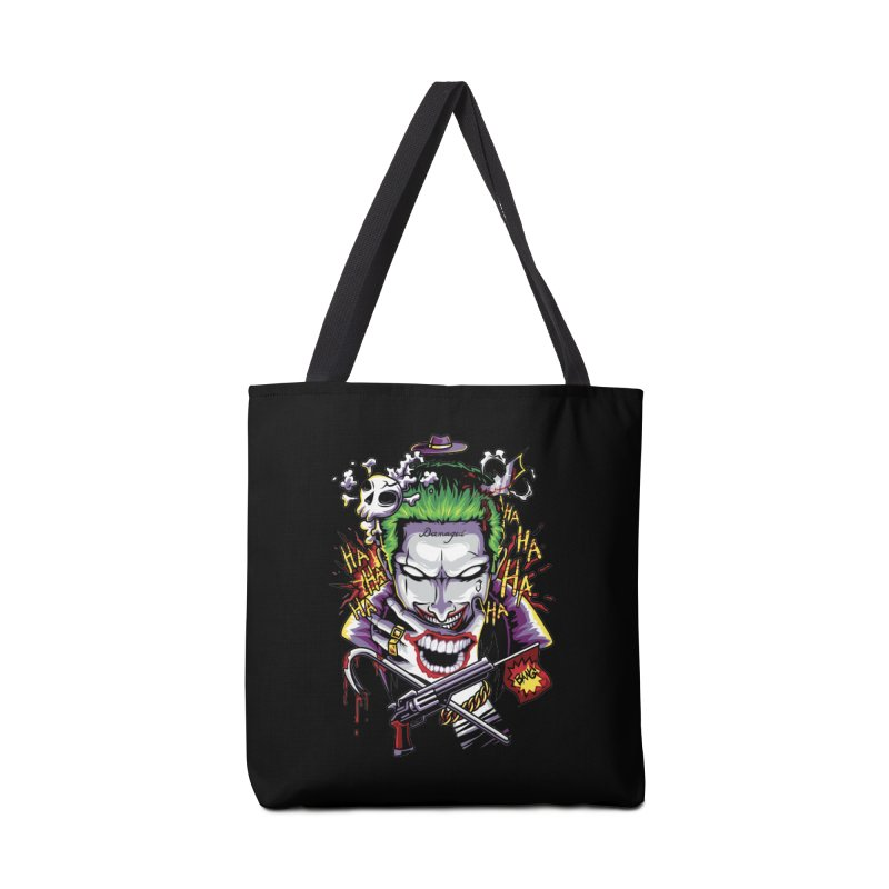 Don't Be Serious! Accessories Bag by anggatantama's Artist Shop