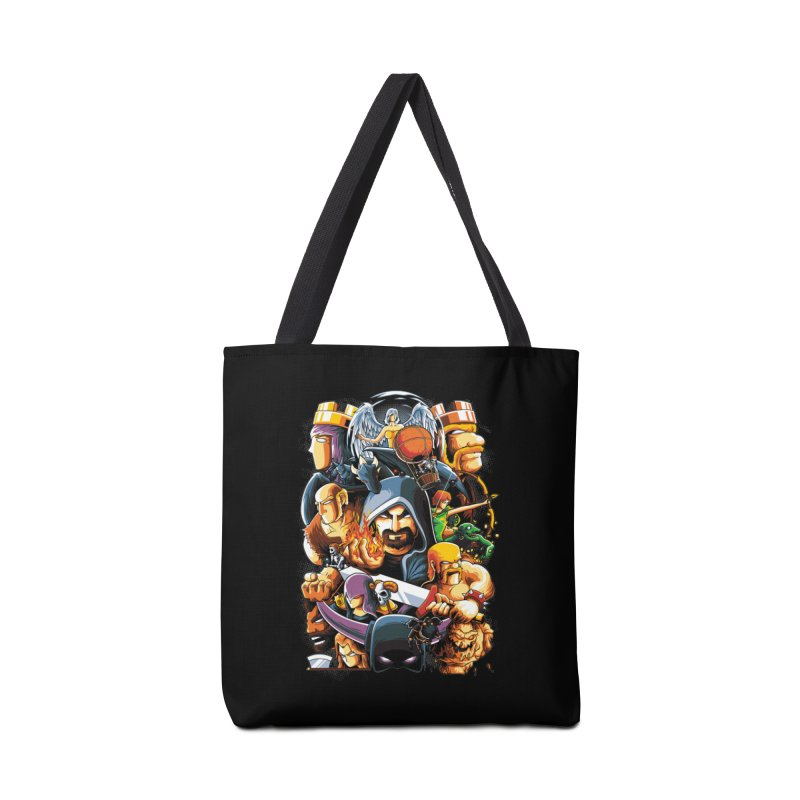 Time to War Accessories Bag by anggatantama's Artist Shop